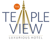 The Temple View Logo